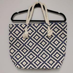 NWOT Summer Rose Bag